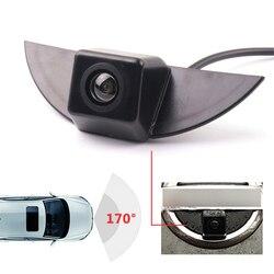 Kamera CCD z widokiem z przodu samochodu dla Nissan ekstremalne JUKE Terra Pathfinder ARMADA patrol Y62 w Kamery pojazdowe od Samochody i motocykle na
