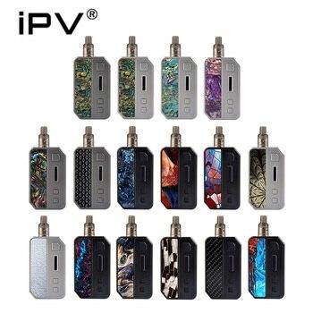 Original IPV V3 Mini TC Kit with YiHi SX635J Chipset & 1400mAh Battery Auto Squonk Kit Box Vape Kit Vvs Vinci Mod Pod/ VKsma