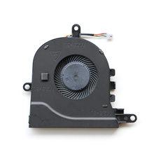 Ventilador de refrigeração da cpu do portátil para dell inspiron 17-3780 17-3793 ventilador de refrigeração da cpu CN-0FX0M0