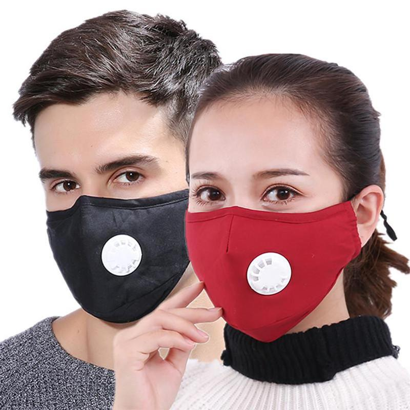 1 Pcs Cotton Mask Anti-fog Thickening Dust-proof Breathable Mask For Men And Women Adult Health Mask Dust Mask