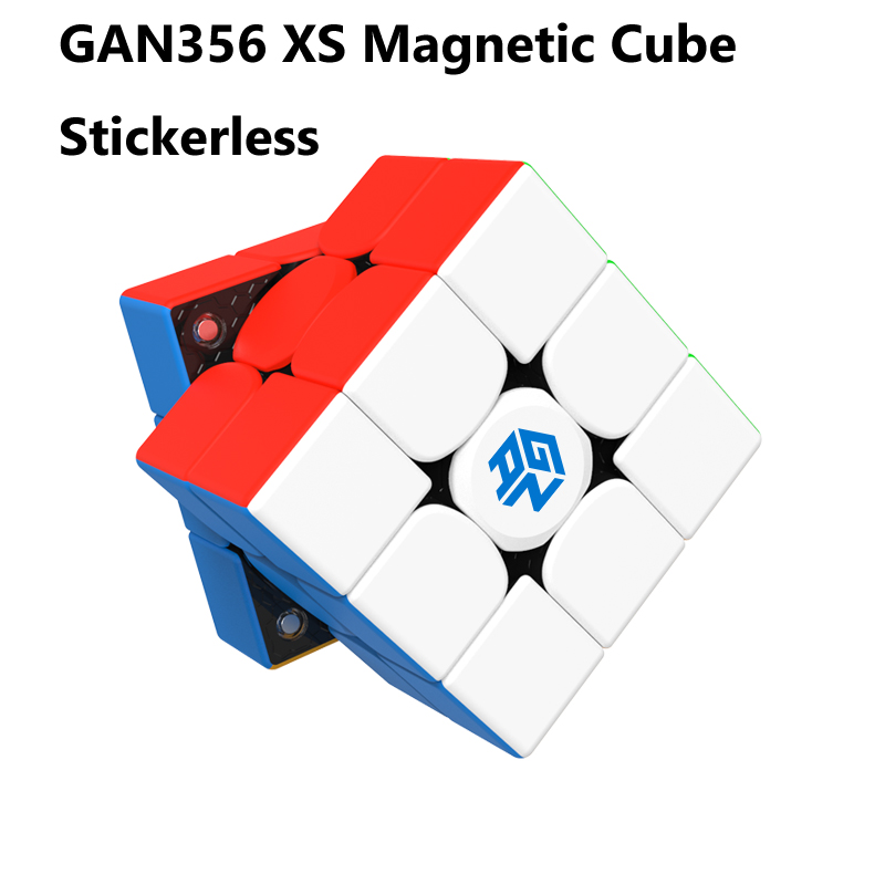 Gan11M Pro Cubo Magico GAN356 XS GAN354 m v2 air m 3x3 Magnetic Speed Cube Profissional 3x3x3 Cube Educational Toys for Children 18