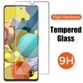 Защитное стекло HD для Samsung Galaxy A50 A40 A30 A20 A10 A70, противоударное Переднее стекло для Samsung A 50 40 30 20 10 70, жесткая пленка