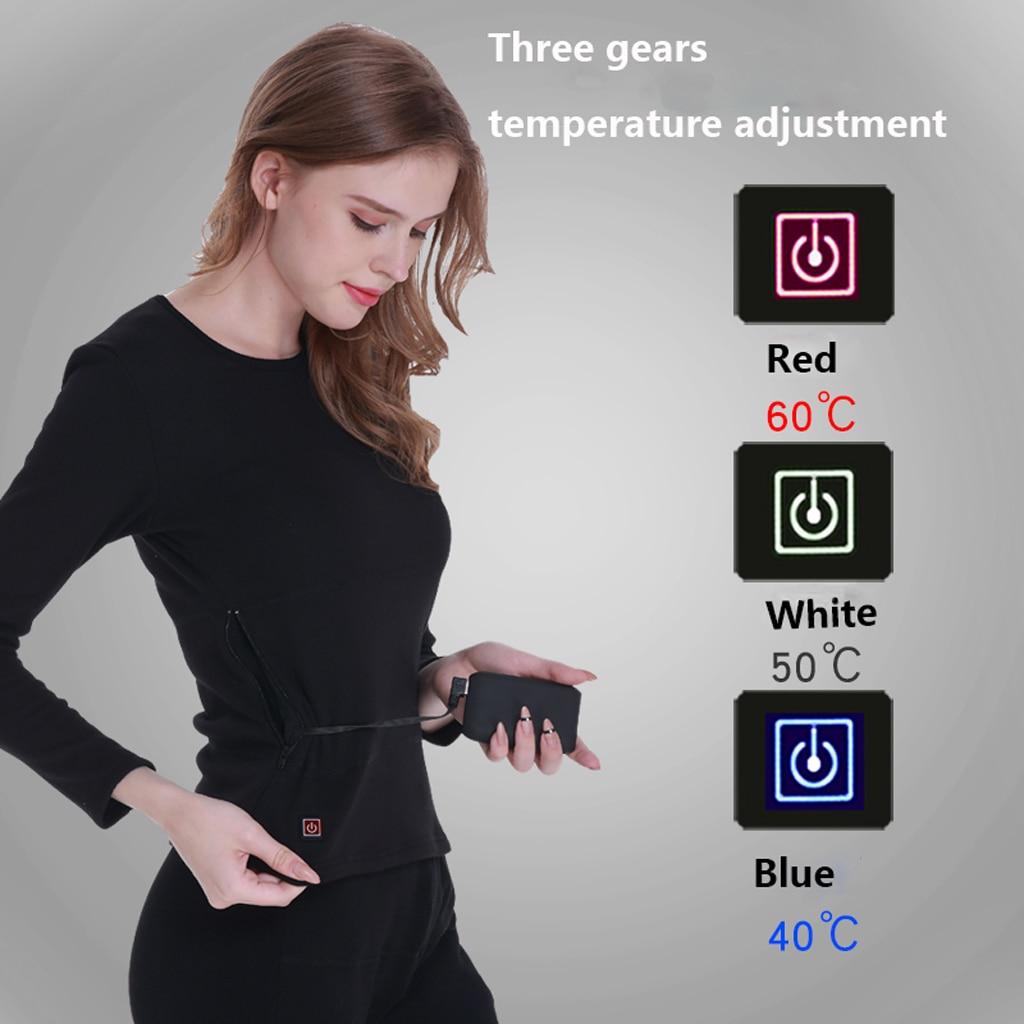 Women's Constant Temperature Heating Thermal Underwear