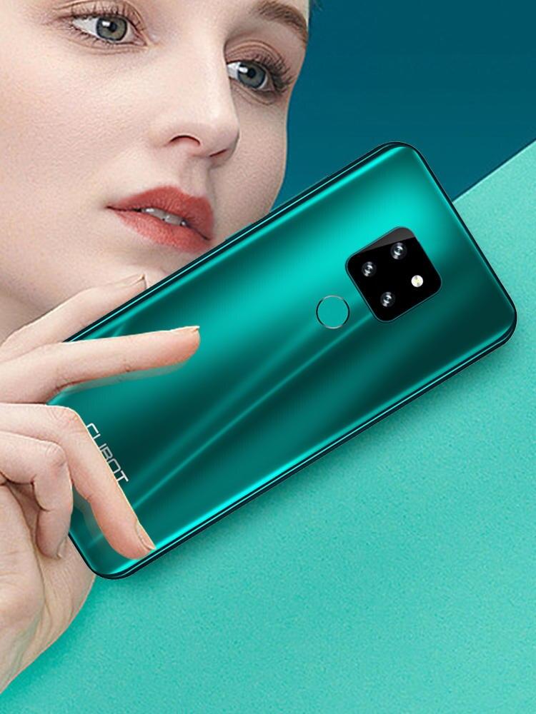 Cubot Smartphone 64GB 4gbb WCDMA/LTE/GSM Octa Core Fingerprint Recognition/face Recognition
