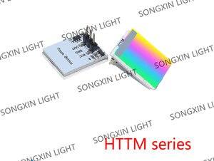 Зеленый синий красный и желтый цвет RGB емкостный сенсорный Переключатель кнопочный модуль 2,7 в до 6 в модуль анти помех сильный серии httm|Интегральные схемы|   | АлиЭкспресс