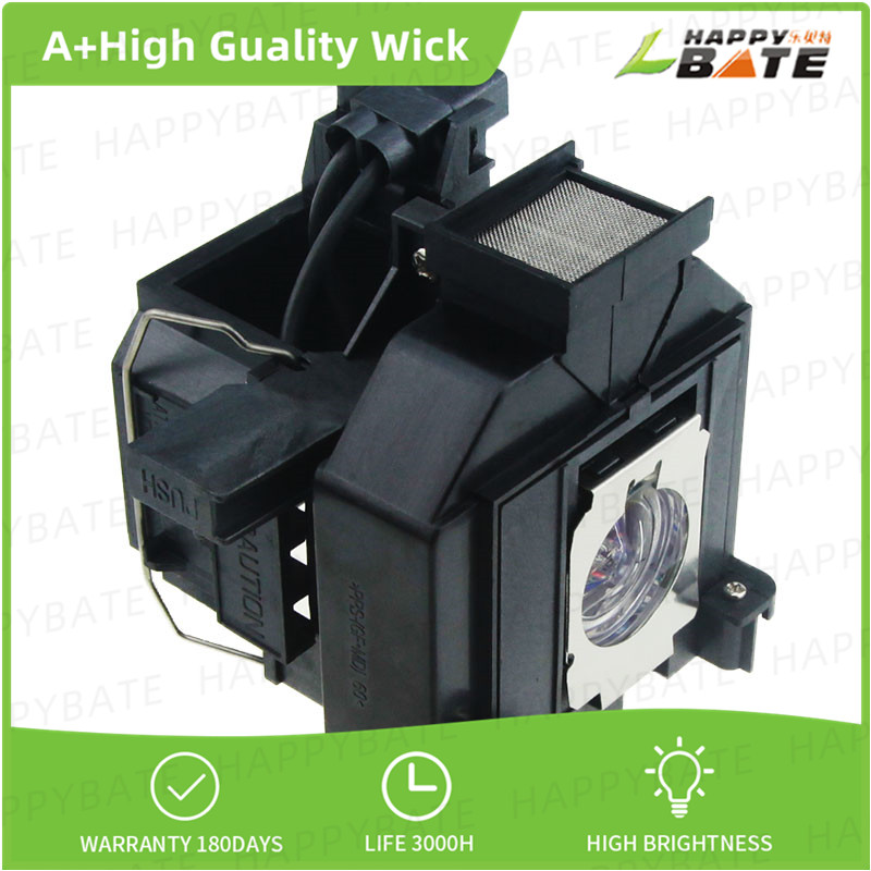 High Brightnes And Quality Projector Lamp ELPLP69 V13H010L69 For EH-TW8000 EH-TW9000 TW90000W TW9100 PowerLite HC5010 HC5020UB