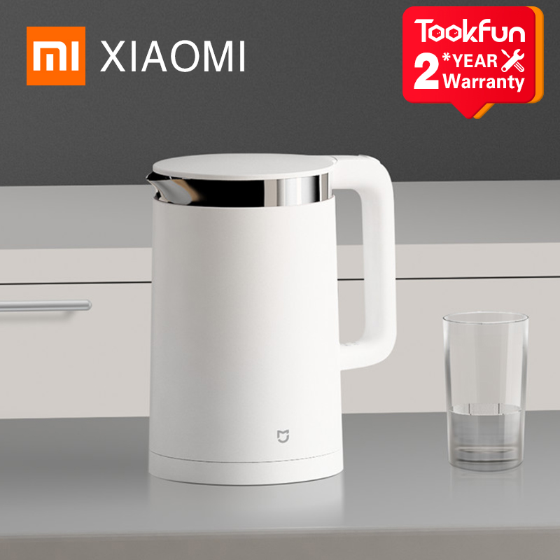 XIAOMI MIJIA Smart Constant Electric kettle Temperature Control kitchen Water kettle samovar 1.5L Thermal Insulation teapot
