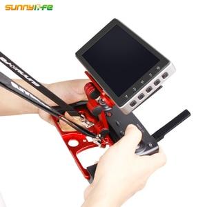 Image 4 - Sunnylife Update Smartphone Tablet Clip CrystalSky Monitor Holder for DJI MAVIC MINI/2 PRO/ ZOOM/ MAVIC PRO/ AIR 2/SPARK Drone