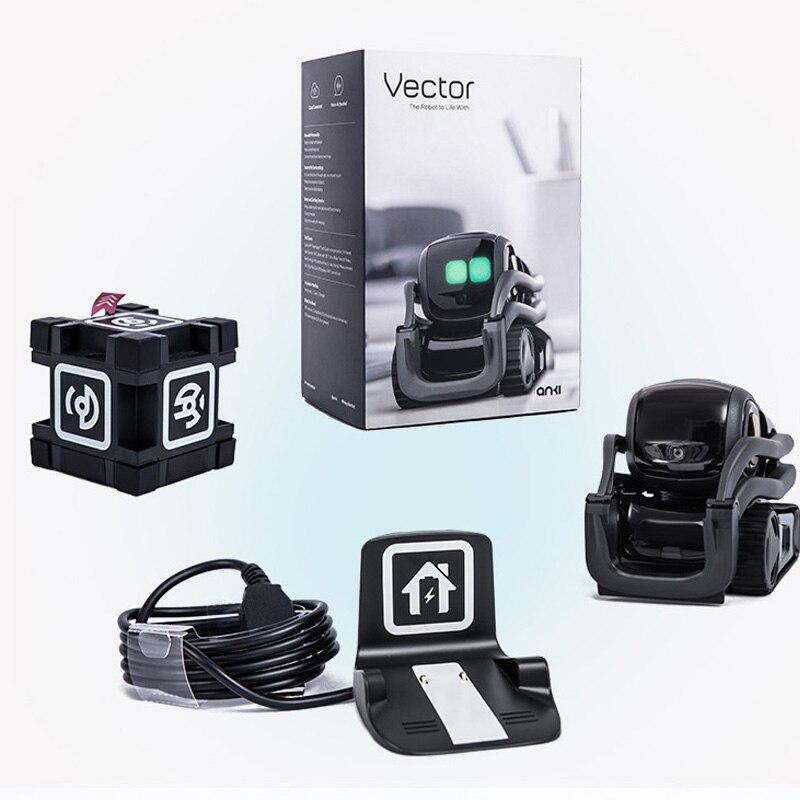 Cozmo robot de segunda generación Anki Vector AI robot inteligente de alta tecnología juguetes Robot Cozmo Robot de inteligencia Artificial de juguete