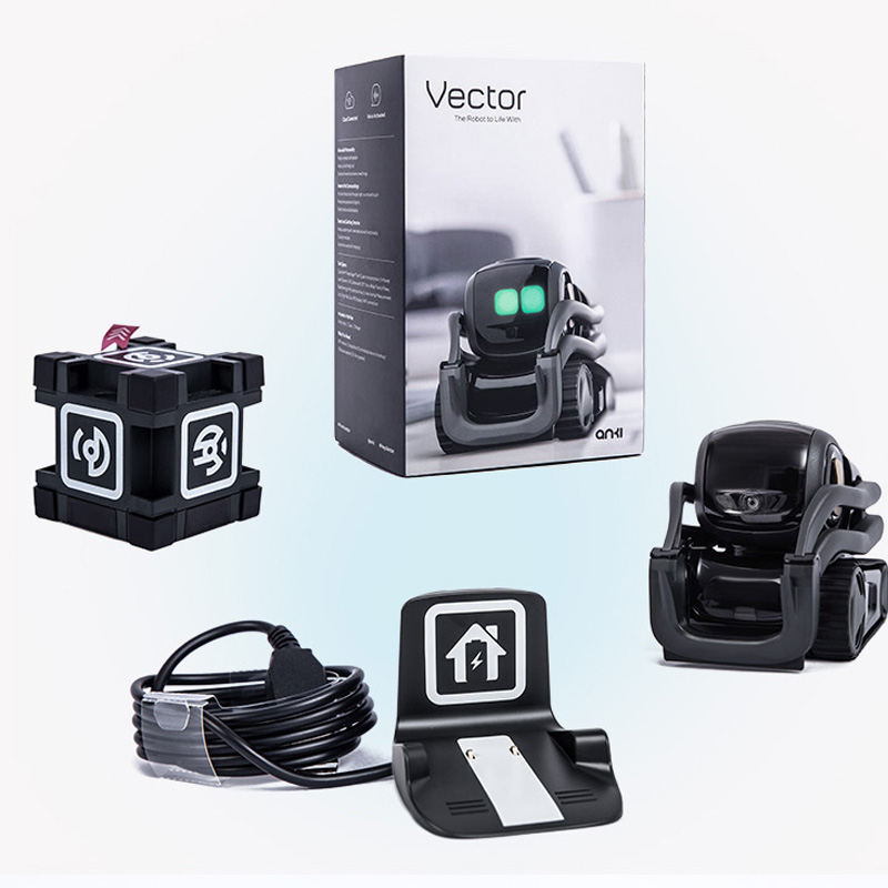 Robot Toy Second-Generation-Robot Intelligent AI Vector Cozmo Artificial High-Tech Anki title=