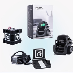 Cozmo segunda geração robô anki vetor ai robô inteligente alta tecnologia brinquedos robô cozmo inteligência artificial robô brinquedo