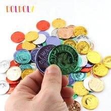 Doldoldoly «Я хорошо себя поймал!» Пластиковые монеты оптом