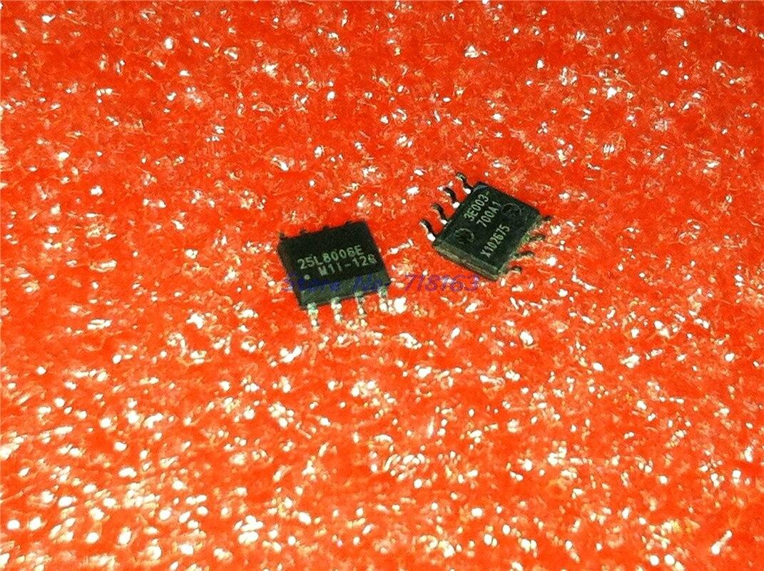 5pcs/lot MX25L8006EM2I-12G MX25L8006EM2I MX25L8006E 25L8006E M2I-12G SOP-8 In Stock