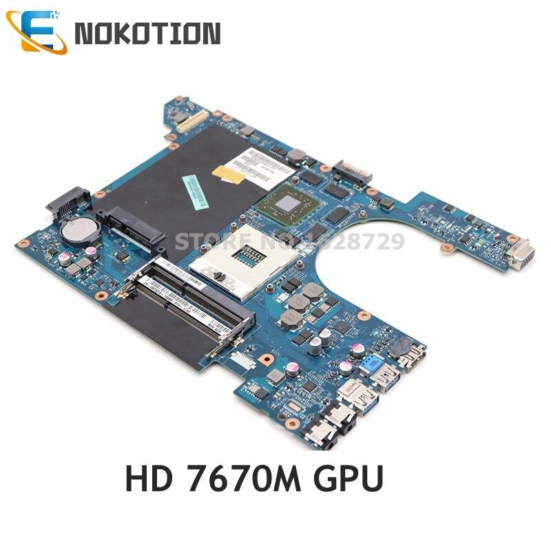 Dell Laptop Motherboard NCPCN LA-5573P  No CPU No Heatsink