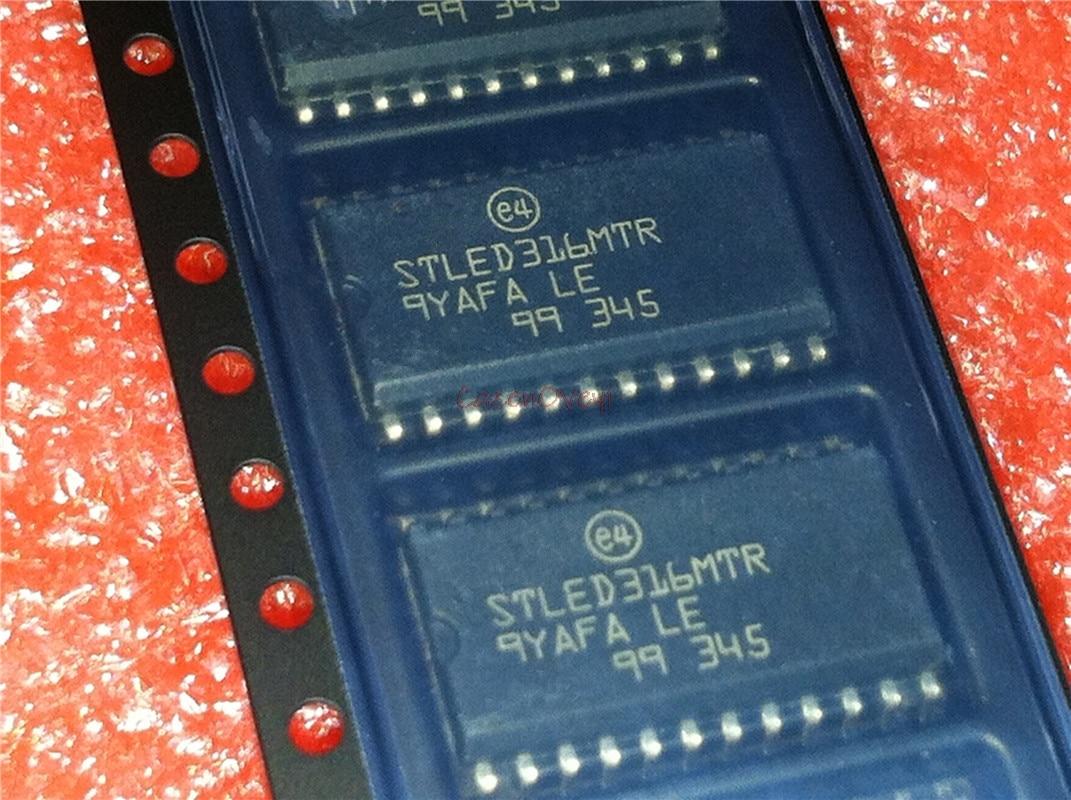 1pcs/lot STLED316SMTR STLED316MTR STLED316 SOP-24 In Stock