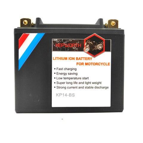 tensao ferro bateria de litio ybr125 klx125