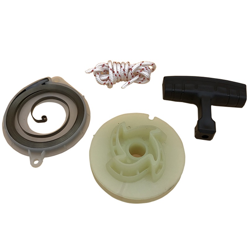 Recoil Starter Pulley Rope Kit For Husqvarna 445E 450 455 460 Chainsaw 537092501