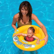 Детское кольцо для плавания детского сиденья спасательный круг