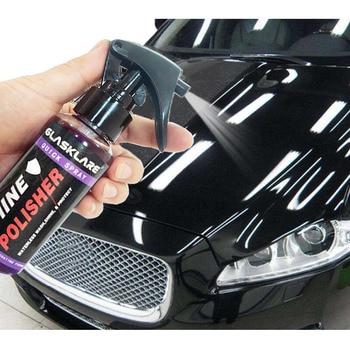 110ml 9H Liquid Glass Ceramic Car Coating Waterproof Nano Ceramics protect shine Auto Paint Care Anti-scratch Super Hydrophobic