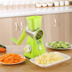 5 Vegetable Slicer Cutter Roun