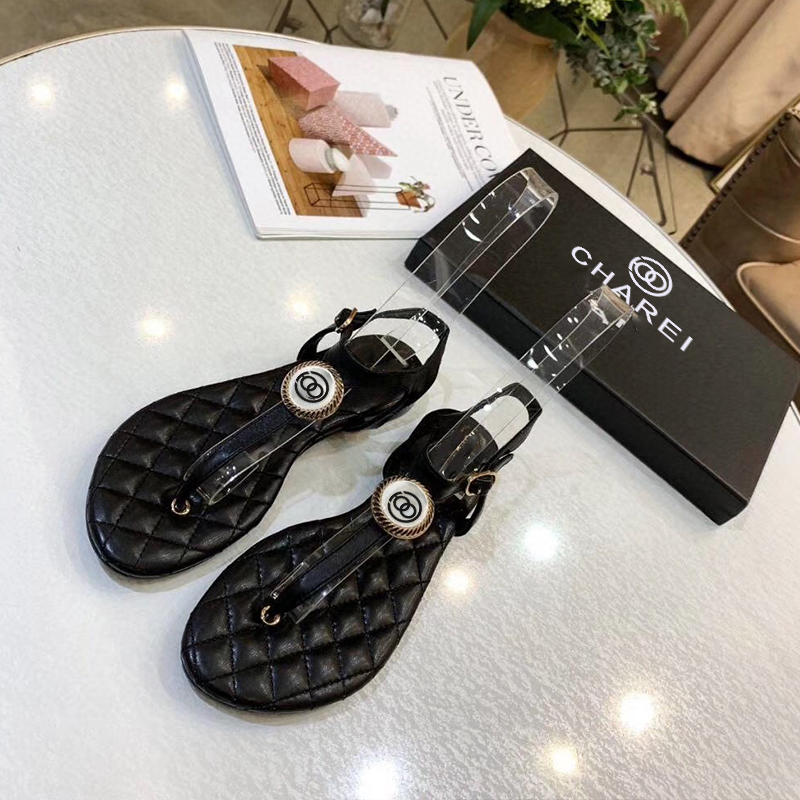France charei cc 2020 summer new jelly shoes sandals with personalized rivets bright patent leather comfortable non slip design|Women's Sandals| - AliExpress