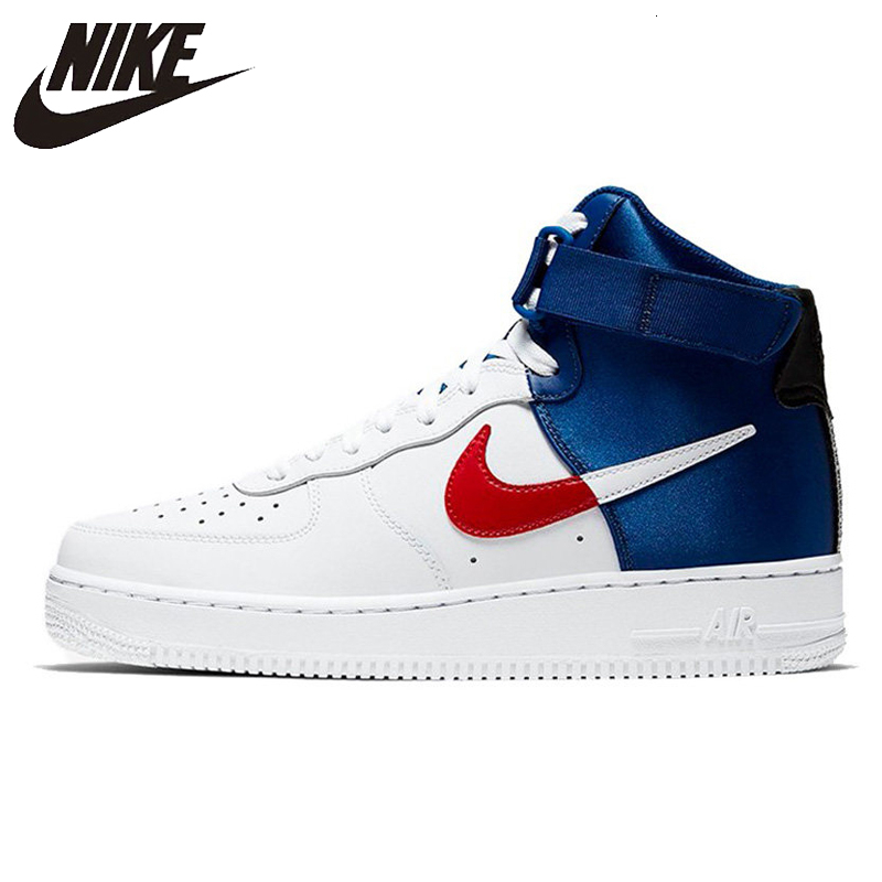 Nike Air Force 1 Af1 Original Men Skateboarding Shoes New Arrival Anti-Slippery Gym Sports Sneakers #BQ4591