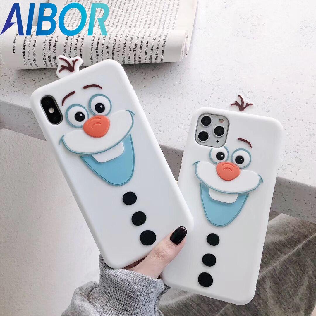 SNOW BABY iphone case