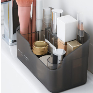 Saving Space Skin Care Products Remote Control Cosmetics Jewelry Storage Box Make Up Cosmetics Organizer Desktop Storage Box