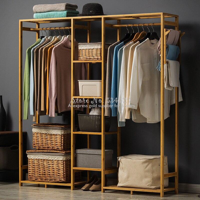 30% A1 современный гардероб многофункциональная стойка для хранения Orgnizer напольная стойка для обуви большая емкость вешалка для одежды пальто домашняя мебель