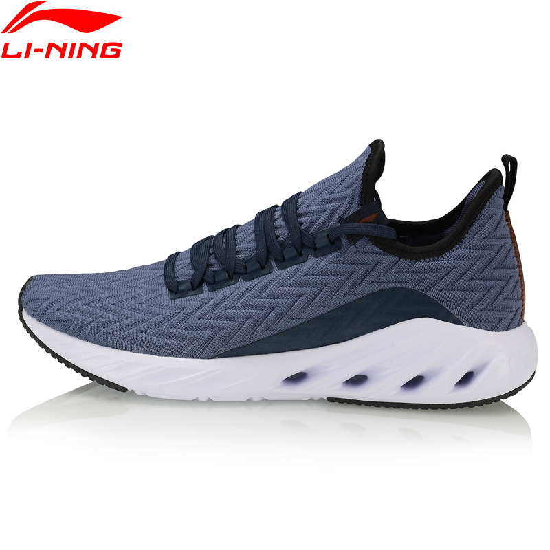 Li-Ning Men LN-ARC Cushion Running Shoes Light Weight Comfort LiNing Li Ning Fitness Sport Shoes Sneakers ARHP239 XYP953