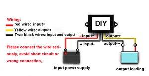 Image 4 - DC Converter DC 5V 6V 7V 8V 9V 10V 11V To 12V 2A 24W DC DC Step Up Waterproof Boost Power Supply Module Car Power Inverter