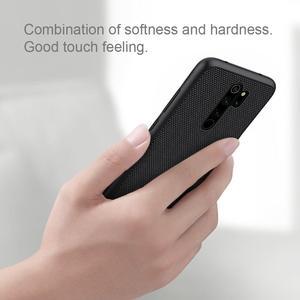 """Image 2 - Чехол из углеродного волокна """"Redmi Note 8 Pro / Redmi Note 8"""", Оригинальный чехол для мобильного телефона из синтетического волокна NILLKIN"""