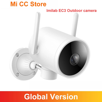 Global Version Imilab EC3 IP Camera Update Outdoor Mi Home APP Control Wi-Fi 2K HD CCTV Security Camera For Home Office