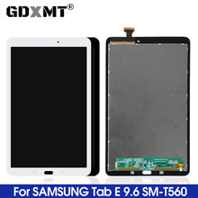 Nieuwe 9.6 ''Voor Samsung Galaxy Tab E SM-T560 T560 SM-T561 Lcd Touch Screen Digitizer Matrix Panel Tablet Montage onderdelen(China)