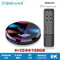 ТВ-приставка H96MAX X3, Android 9,0, Amlogic S905X3, 8K, 2,4 ГГц