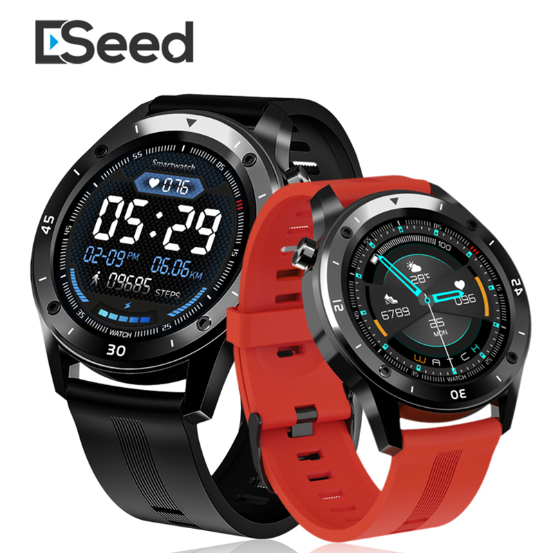 ESEED 2020 F22 Smart Watch Men 1 54 Inch Full Touch Heart Rate Bluetooth Control fitness Tracker GT2 Smartwatch for Android Ios