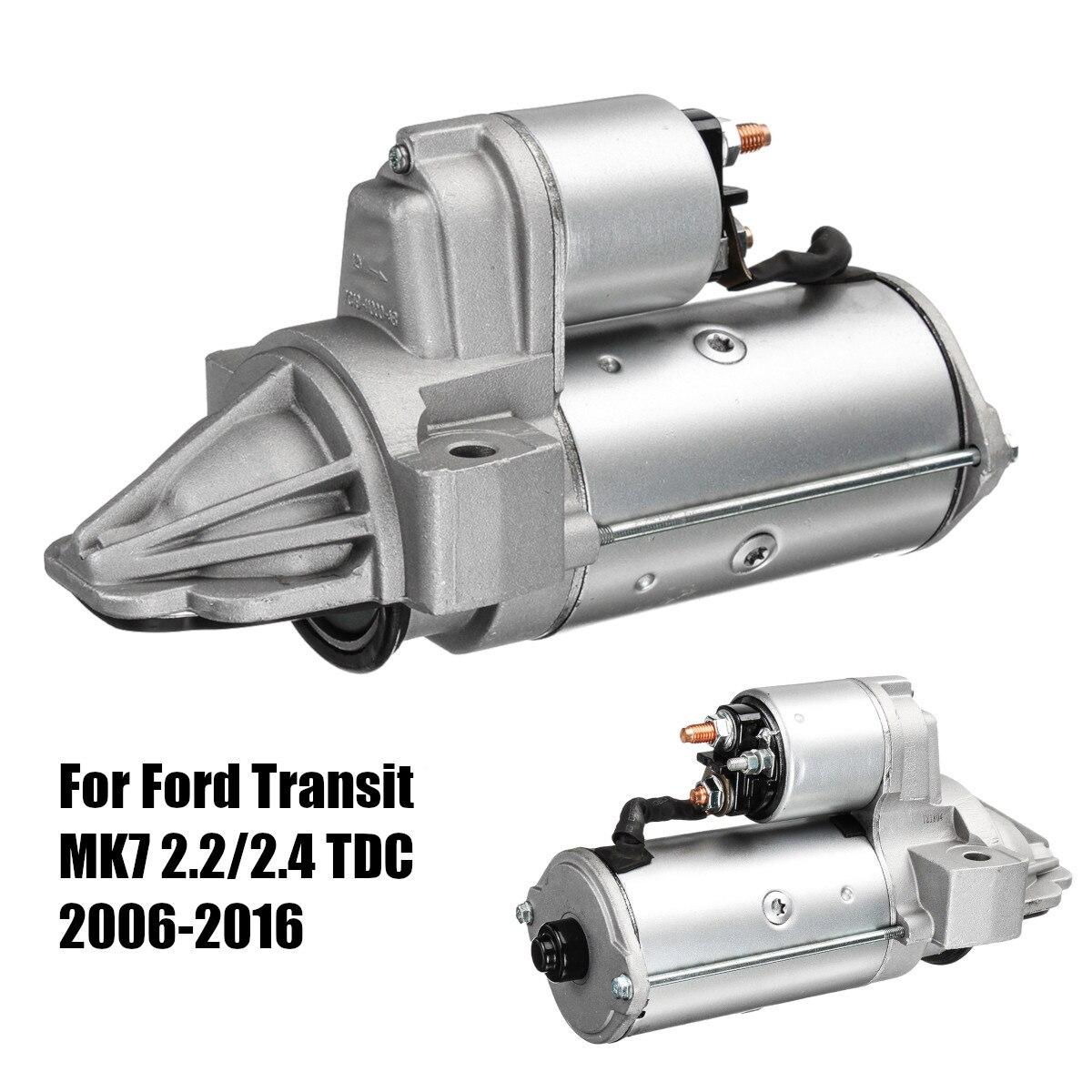 전기 스타터 모터 0001109205, 0001109305, 0001109324, 0001109325 for ford transit mk7 2.2/2.4 tdc 2006-2016