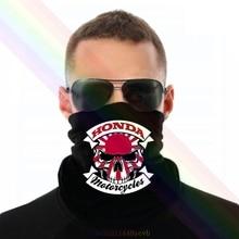 HONDA Motorcycles Skull 2020 Newest Headband Scarf Bandana Neck Warmer Unisex