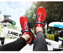 2019 New All-terrain Lock-free Cycling Shoes Bicycle Non-lock Casual Road for Men and Women