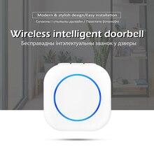 Minitiger Home Security Welcome Wireless Doorbell Smart Chim