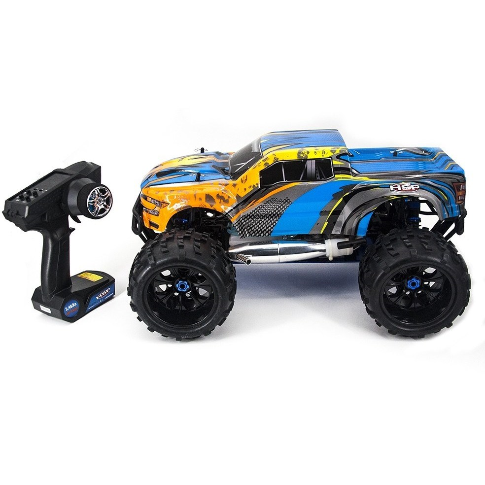 RC monster Savagery Nitro Monster Truck 4WD 1:8-94972-97291 image