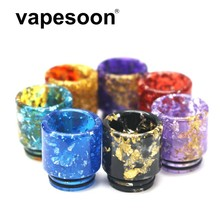 50pcs 810 Drip tip Mouthpiece Wide Bore drip tip fit for SMOK TFV12 PRINCE,X-BABY,V8 BIG BABY Tank E Cigarette Accessory