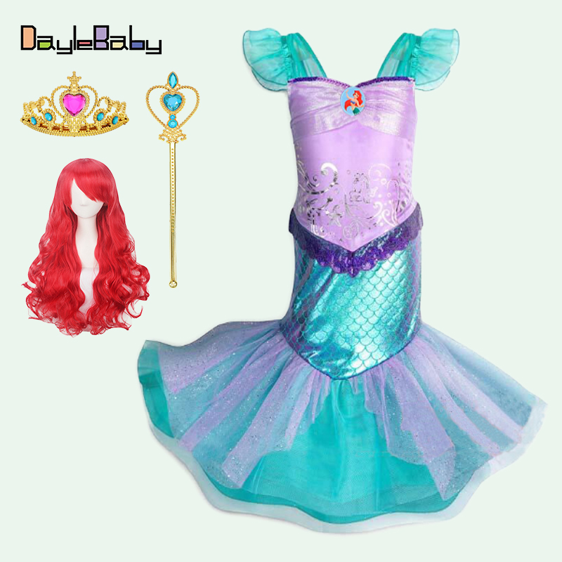 Womens Ariel Ultra Prestige Halloween Wig