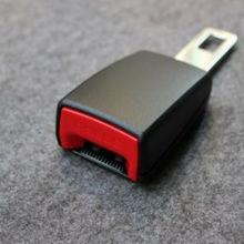 1 шт. Авто Ремень безопасности расширитель безопасности Черный ELIMINATOR Сигнализация Пробка