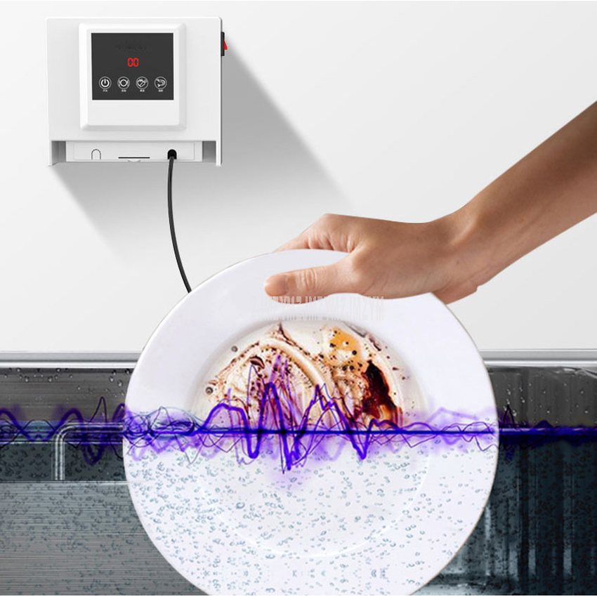 Household Water Tank Type Mini Bowl Dishwasher Dishwashing Machine Installation-Free Ultrasonic Automatic Dish Washing Machine