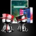 Металлический автомобильный магнитный держатель  Универсальный Автомобильный кронштейн  держатель для телефона  цветная шапка  набор для ...