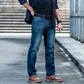 Мужские джинсы-карго в стиле милитари Sector Seven  повседневные Стрейчевые тактические армейские джинсы с множеством карманов  2020
