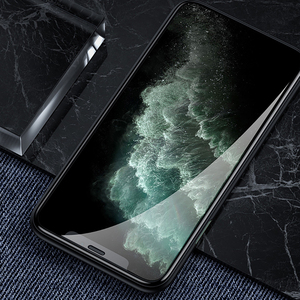 Image 5 - Benks XPRO 3D Curved Edge Screen protector Glass 0.3mm For iPhone 11 Pro MAX XR X XS Full Cover Protective Tempered Glass Film