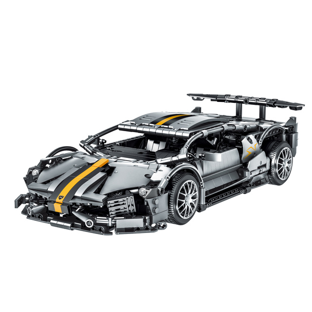 MOC 023015 Supercar  Racing 1