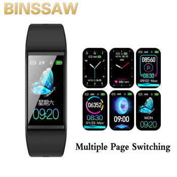 Brand New Multiple Page Switching B86 Smart Bracelet with Brightness Adjustment Function,, Waterproof Smartwatch Motion Tracker